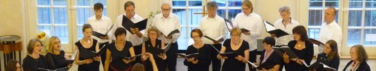 Chor Cantate